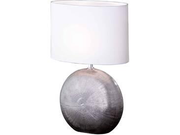 Fischer Leuchten Tischleuchte, chrom, Metall