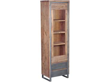 Vitrine I BALI, akazie, Holz