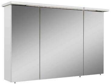Pelipal Spiegelschrank CESA, Weiß, Holznachbildung