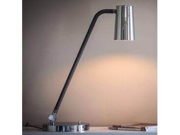 Schreibtisch Lampe Up Desk oder Up Desk XL in Bronze oder Chrom