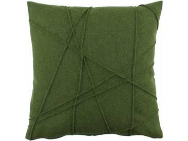 Zierkissen Cacey im Farbe Green