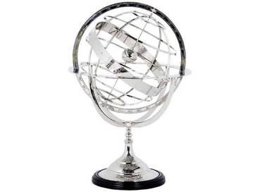 Der Deko-Artikel  Globe  in der Größe L ist 52 cm hoch.