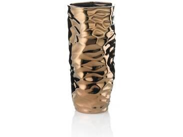 Vase Gold in modernem Design