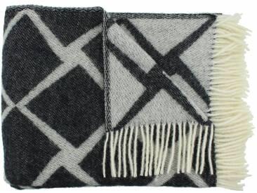 Plaid Comba Farbe Black