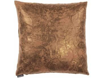 Zierkissen Naomi Farbe Copper