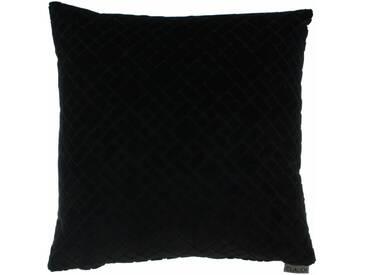 Zierkissen Assane im Farbe Black