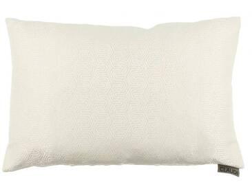 Zierkissen Lorenza im Farbe White