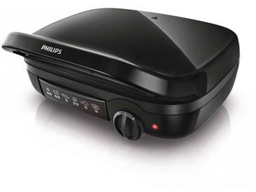 Philips HD 6305/20 Daily Collection Kontaktgrill Schwarz