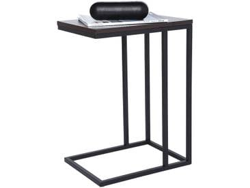 Holz Metall Beistelltisch Sofatisch Couchtische Kaffeetisch Abstelltisch Tisch