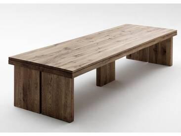 MCA Furniture Esstisch Dublin Dublin, Braun, Massivholz, DU400EIB