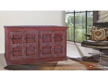 Kommode Himalaya 3903-PI, Wolf Möbel, Sideboard, Old Style Pink, Massivholz