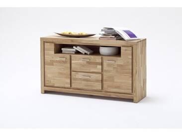 MCA Furniture Sideboard Santos Santos, Braun, Massivholz, 48805EI5