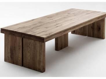 MCA Furniture Esstisch Dublin Dublin, Braun, Massivholz, DU300EIB