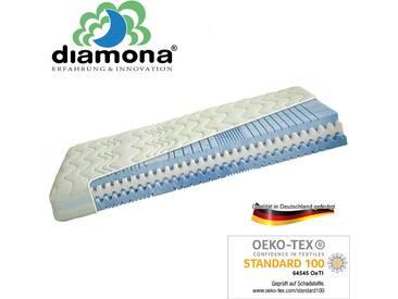 diamona Komfortschaummatratze Perfect Fit Plus, 140 x 200 cm, H3