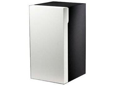 Keuco Edition 300 Unterschrank 350 x 650 x 385 mm links mit Wäschekorb - Sahara / Weiß Strukturlack - 30332384001