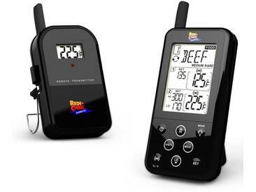 Maverick ET-733 Wireless Barbecue Funk-Thermometer Set schwarz