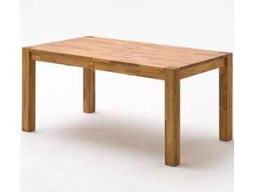 MCA Furniture Esstisch Peter Peter, Braun, 140,00cm x 80,00cm x 77,00cm, Holz/Massivholz, Peter_06629EO1