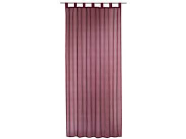 Gardine Stripe mit Schlaufen (1 Stück)