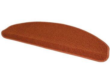 Stufenmatte in Orange
