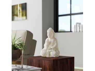 Figur Meditierender Buddha Creline