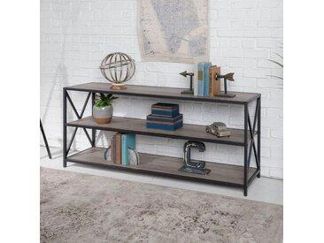 Augustus Media Etagere Bookcase