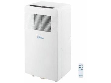 Tragbare Klimaanlage 9000 BTU mit Fernbedienung
