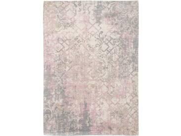 Teppich Fading World Babylon in Rosa/Elfenbein