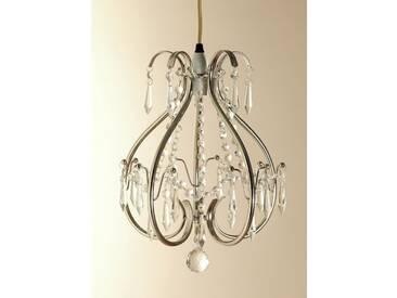 29 cm Lampenschirm für Pendelleuchte Victorian