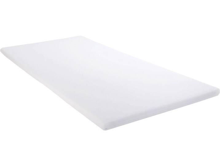 Viscoelastische Matratzenauflage Handy Weiß