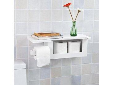 Wandmontierter Toilettenpapierhalter Boatright