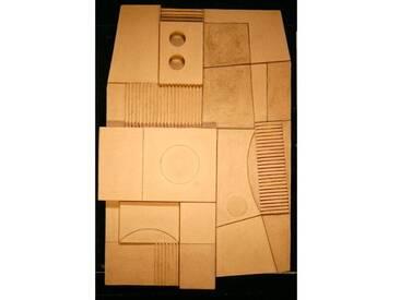 Gerahmte, grafische Kunst Monochrome, 1998 von Peter McClure