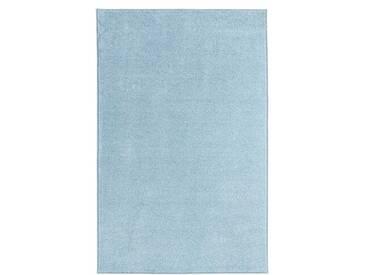 Teppich Pure in Blau
