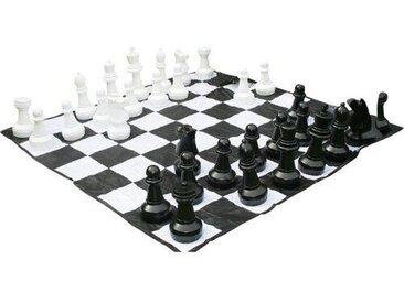 Riesiges Gesellschaftsspiel Schachfiguren