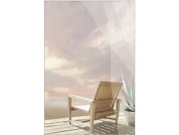 Paneel Sun Deck I von Sanders, Fotodruck