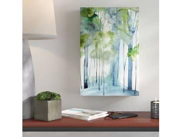 """Leinwandbild """"New Growth"""" von Christine Lindstrom, Kunstdruck"""