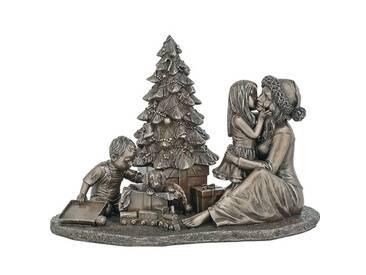 Dekorationsfigur Weihnachtsmorgen