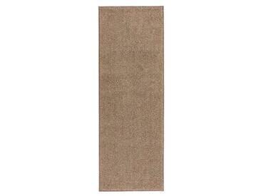 Teppich Pure in Braun