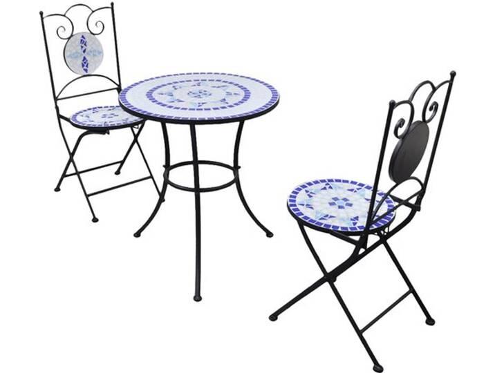 Gartenmöbel Sets - 2 Sitzer Balkonset  - Onlineshop Moebel.de