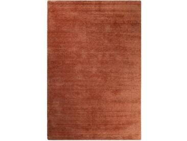 Handgefertigter Teppich Loft in Braun