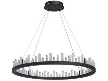 LED-Kronleuchter 1-flammig Loft