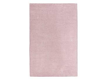 Teppich Pure in Rosa