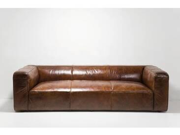 Sofa Cube aus Echtleder