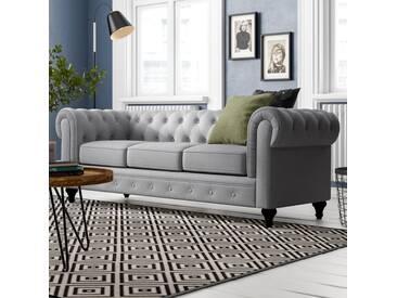 3 Sitzer Sofa Chesterfield