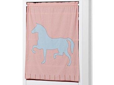 Vorhang Pferd Girl
