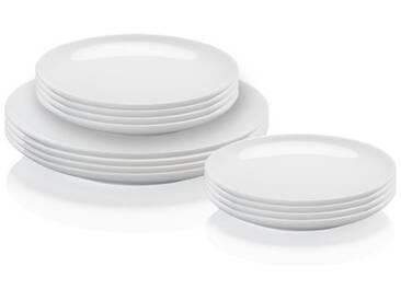 12-tlg. Tafelservice Cucina für 3 Personen
