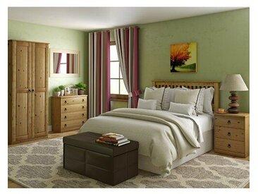 3-tlg. Schlafzimmermöbel-Set Colorado