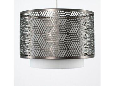 32 cm Lampenschirm aus Metall