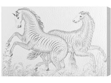 "Leinwandbild ""Swirl Ride von Artana, Kunstdruck"