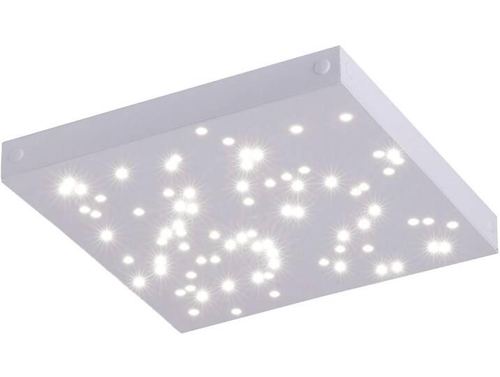 LED-Deckenleuchte 2-flammig Universe Weiß