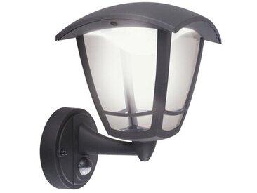 LED-Außenwandleuchte Quane mit Bewegungssensor